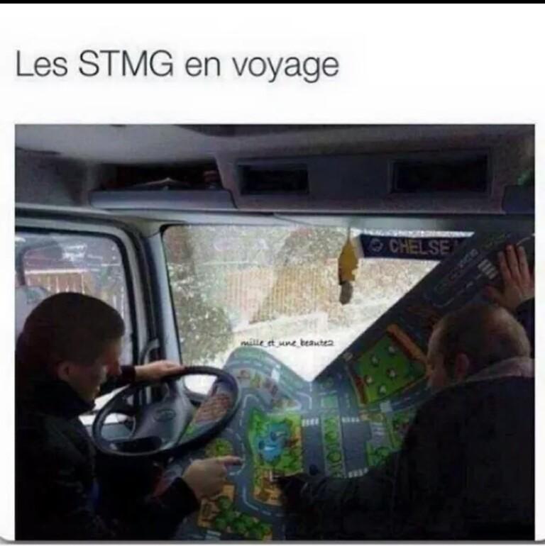 #stmg - meme
