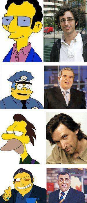 Lossssss simpson - meme