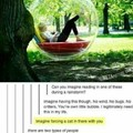 Third comment is trapped