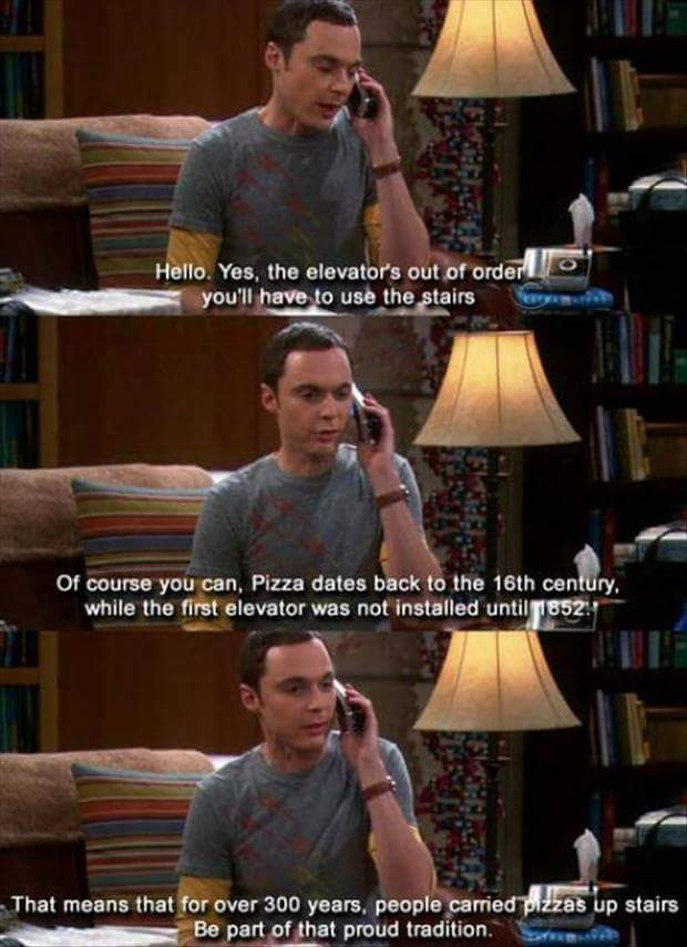 Sheldon! - meme