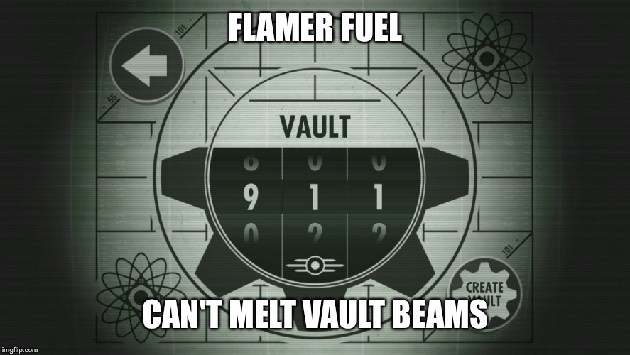 Fallout shelter is amazing! - meme