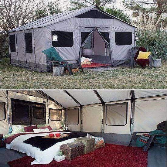 Much space such tent mansion - meme