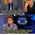 Leo lins mito merece minhas risadas