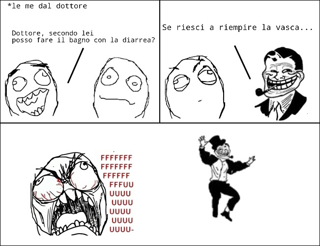 Dottore troll - meme