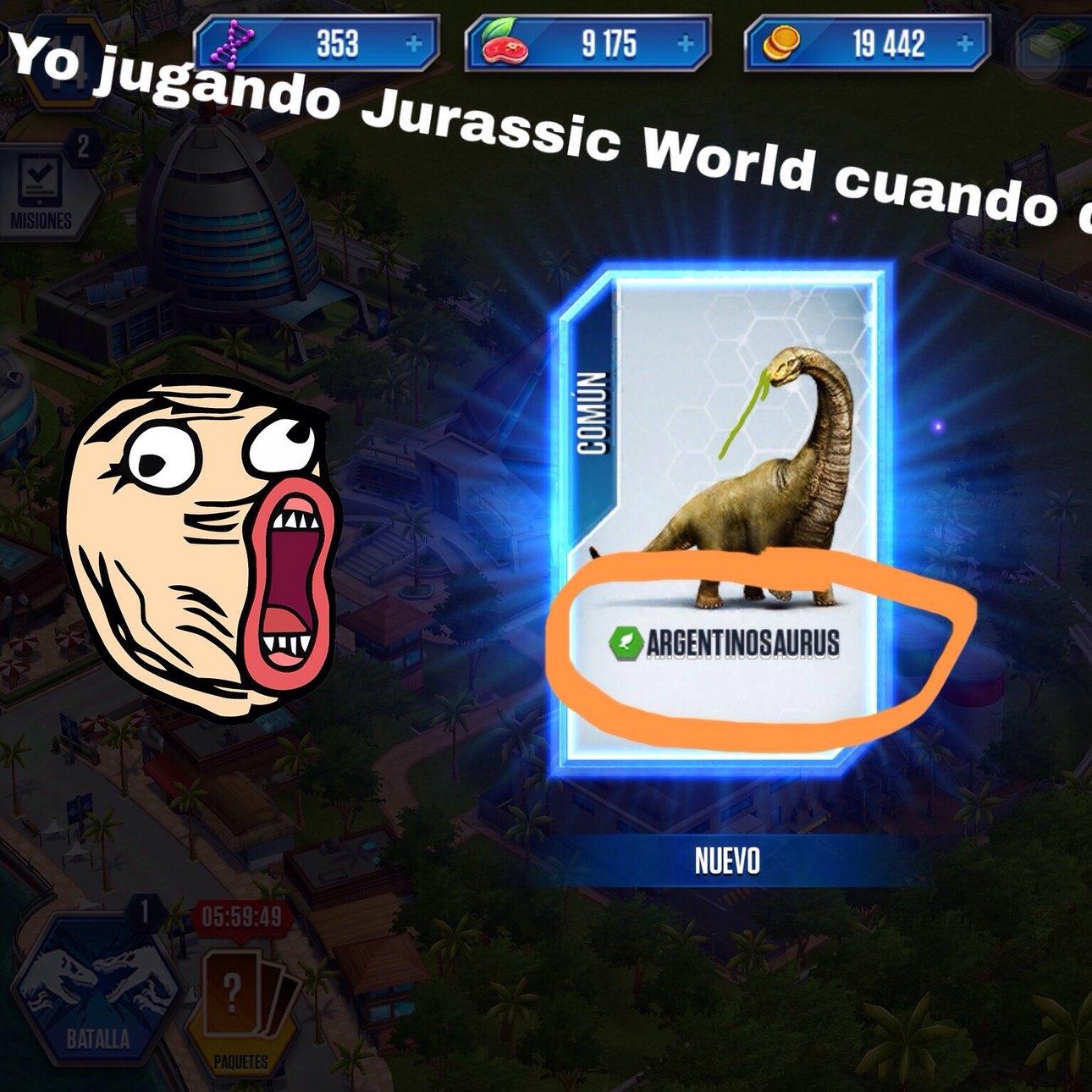 Argentinos - meme