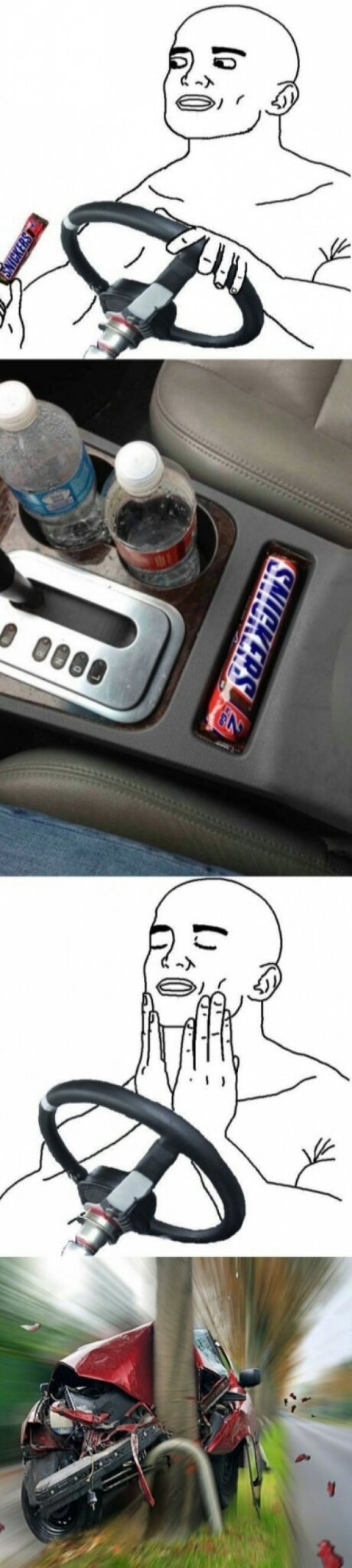 Eat a snickers - meme