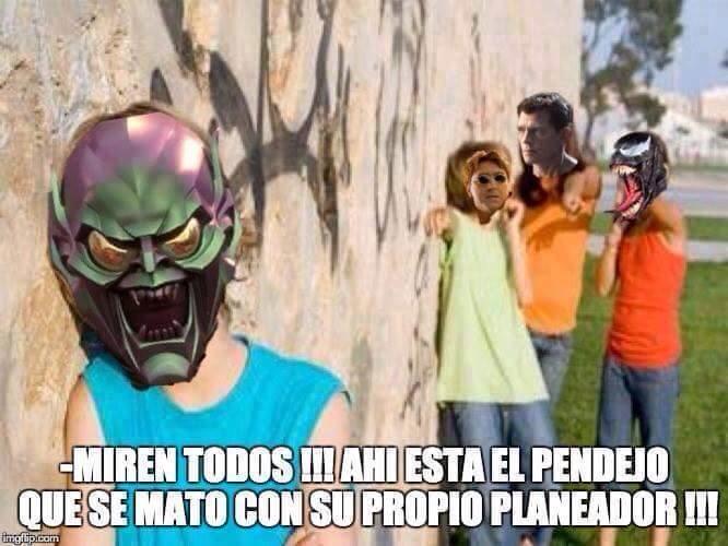 Pobre duende verde :^( - meme