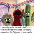 Elmo y sus parafilias