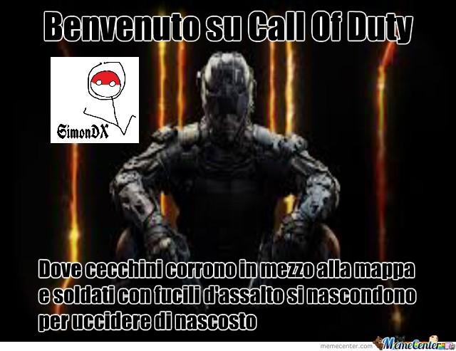 O come li chiamate ora, CAMPEER NOOB XD e QUICKSC0P3R PRO GAMER 111!!1!1!!!1! - meme