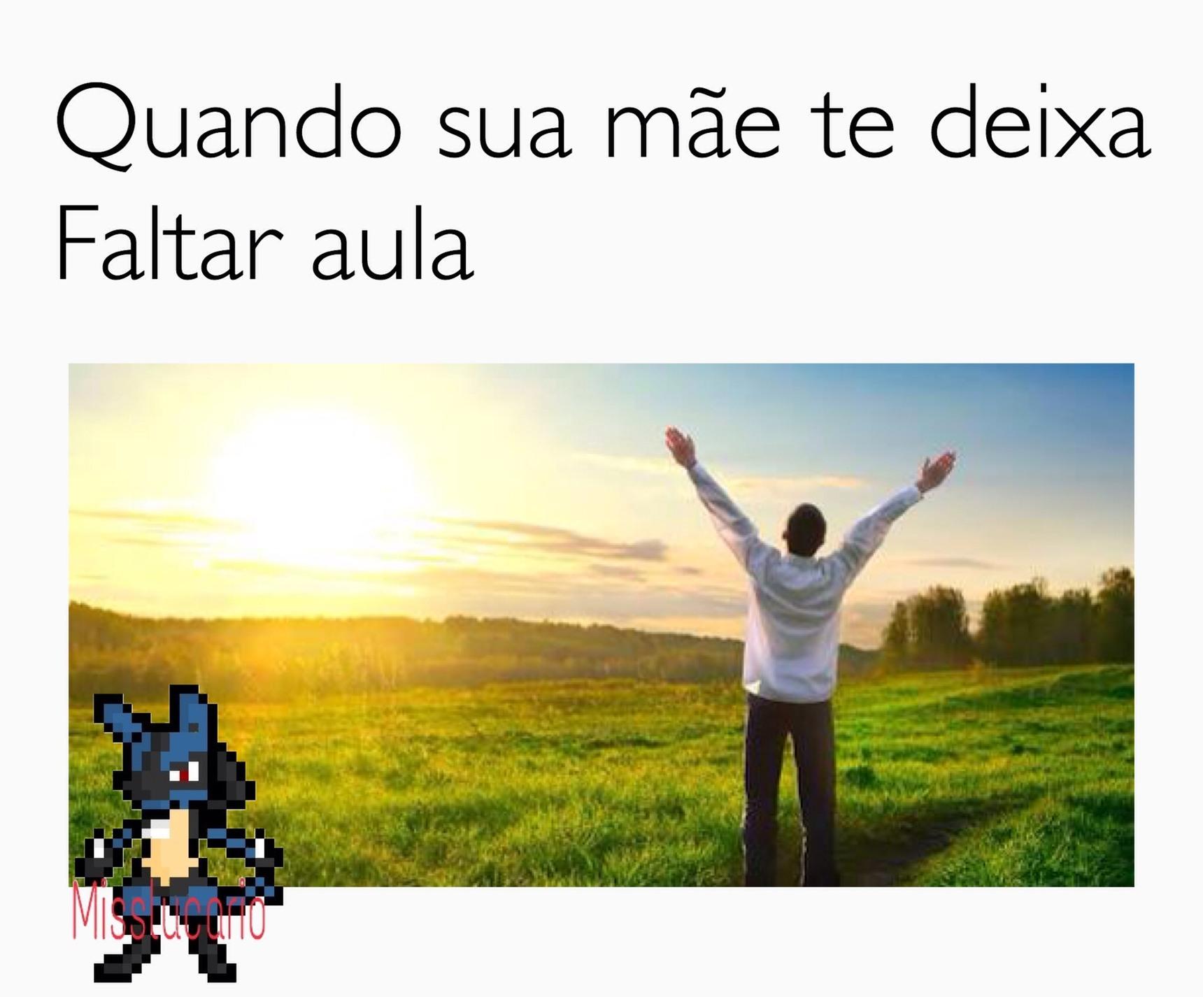 MINHA FOTO NOVA DO PERFIL TA FODA - meme