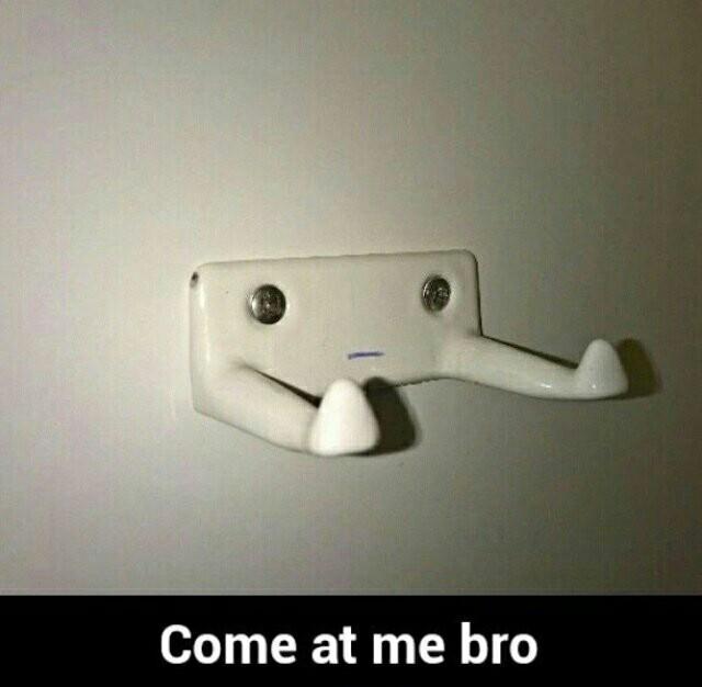 Come at me bro ! - meme