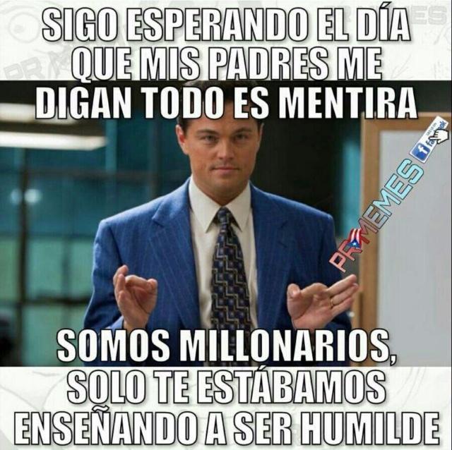 humilde - meme
