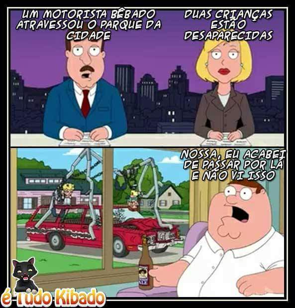 Peter sendo peter - meme