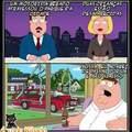 Peter sendo peter