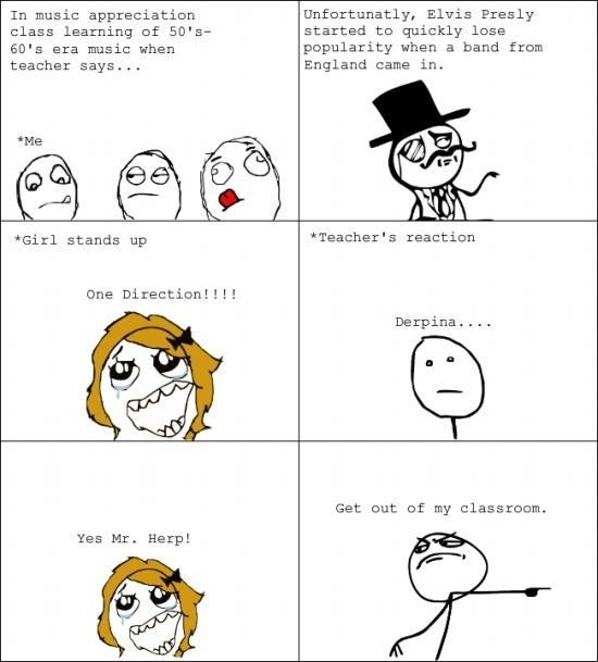 poor Beatles... - meme