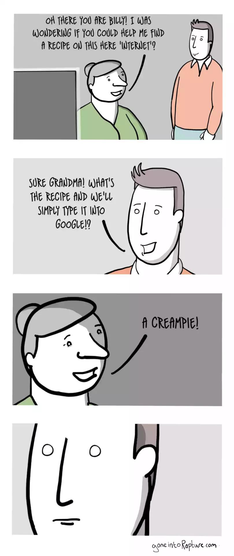 Cream Pie... - meme
