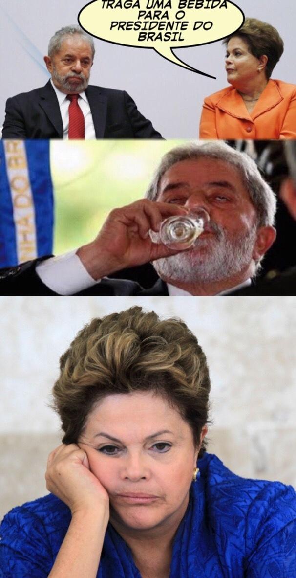 presidente do Brasil - meme
