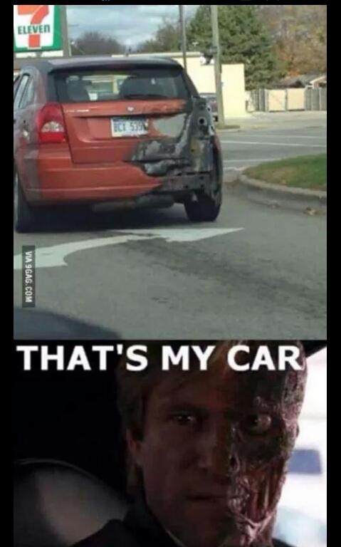 La voiture personnalis... A non - meme
