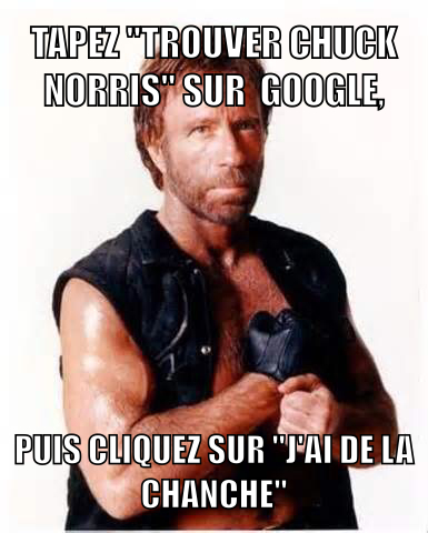Google, pas un autre navigateur. - meme