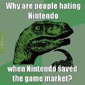 Nintendo has too much hate.