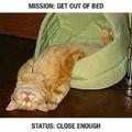 Status: close enough....