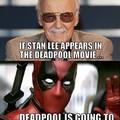 Title loves Deadpool