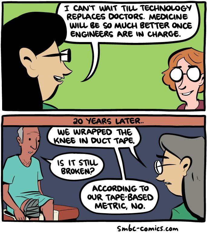 let doctors do their jobs - meme