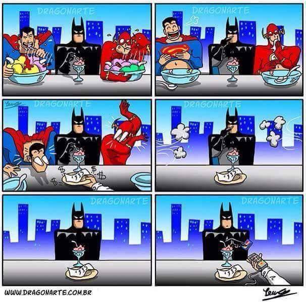 Batman thats feels - meme