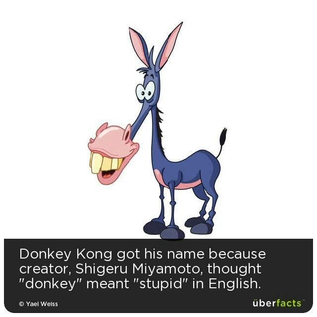 Donkey Kong - meme
