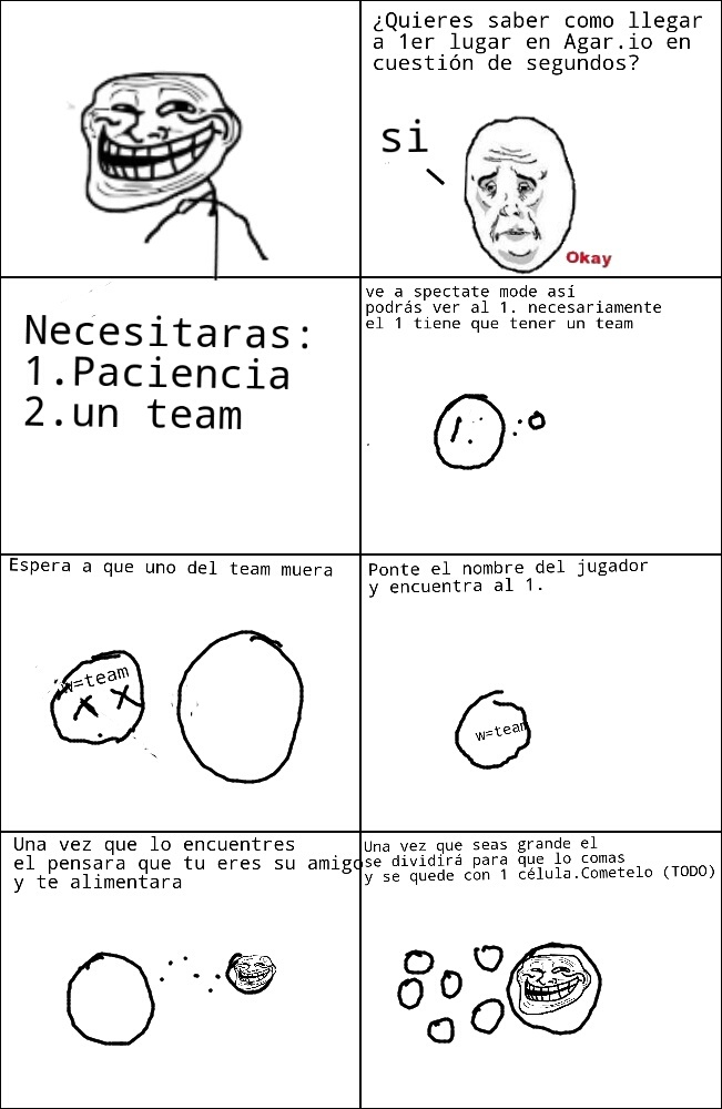 Troll. - meme
