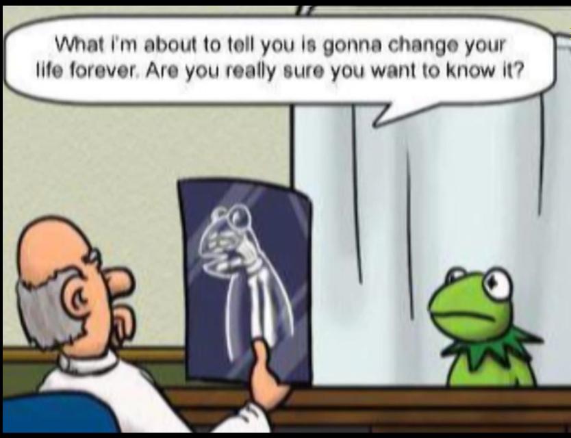 His life has changed! - meme