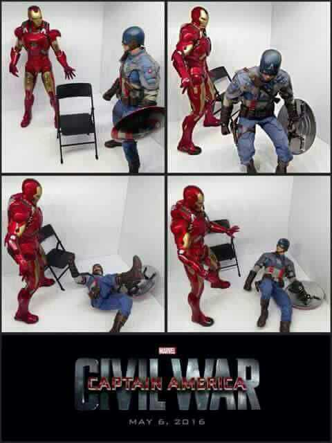 Team Captain ! - meme