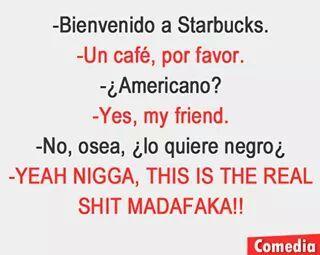 Es mejor americano no? - meme