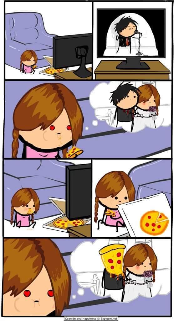 Amor verdadero - meme