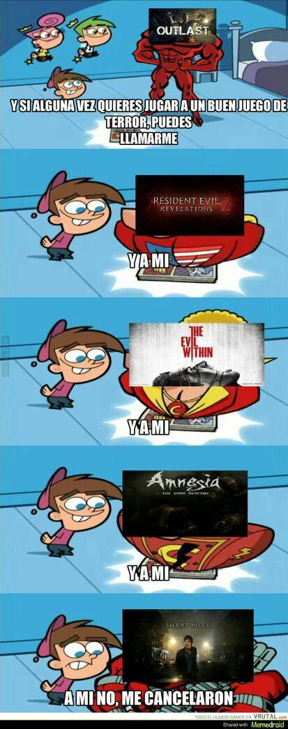 POR QUE LO CANCELARON !!! - meme