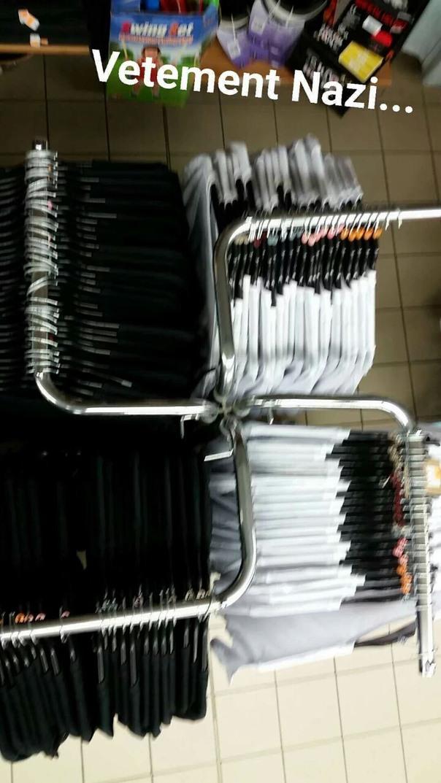 Vêtements nazi