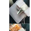 so I took my girlfriends purse..