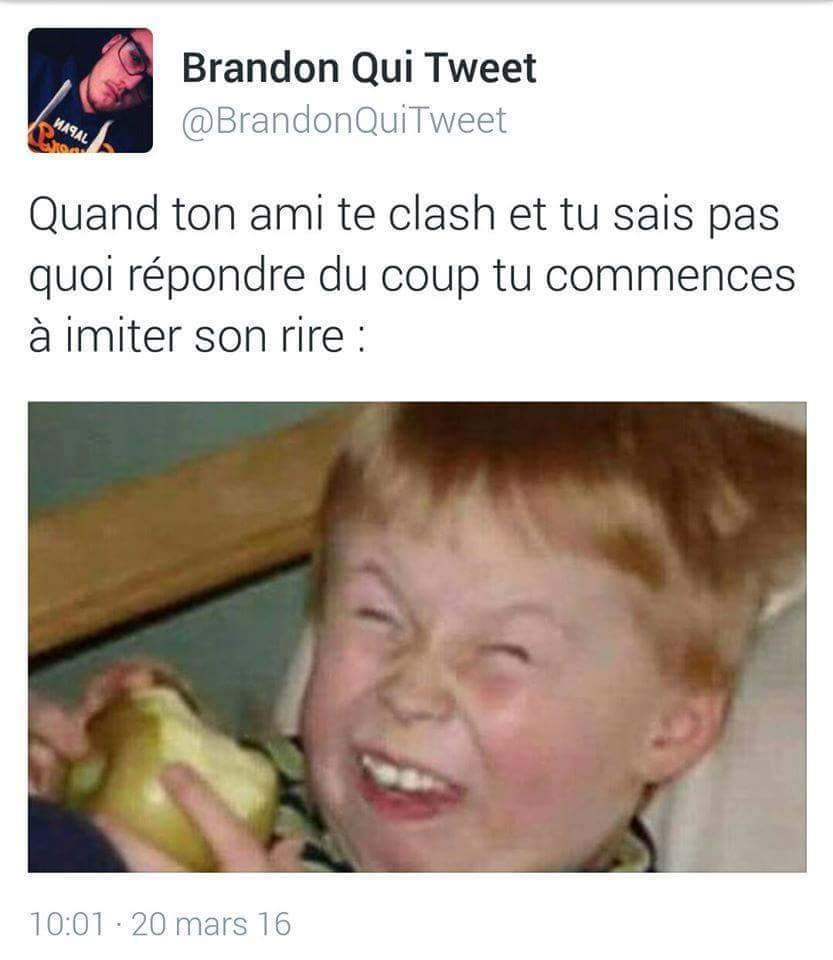 Clash - meme