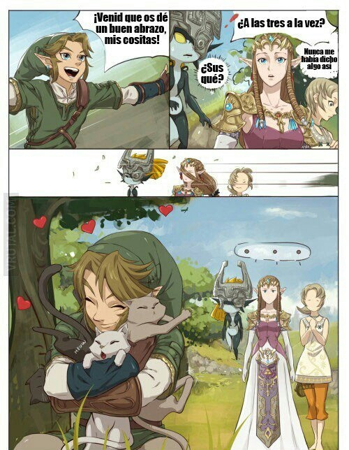 Zelda twilight princess - meme