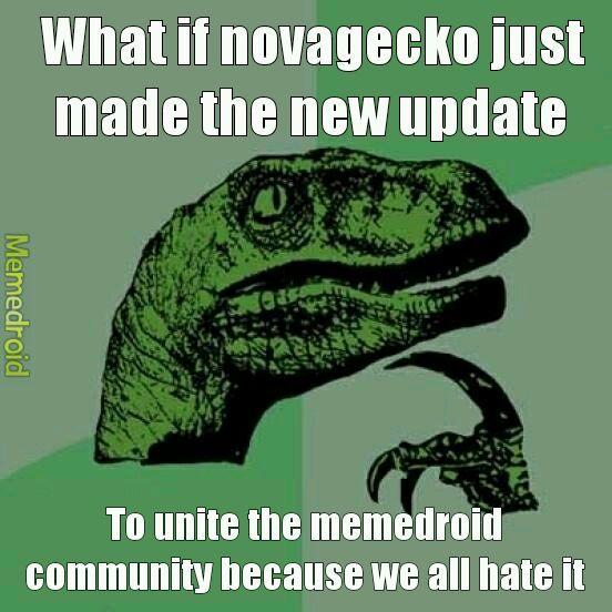 Its gonna switch back - meme