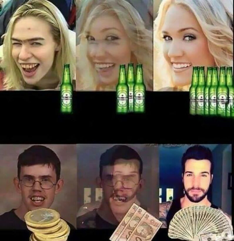 One shot,two shots,three shots - meme