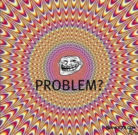 Alors :-)  probleme ??:-) - meme