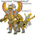 Searched shiny bidoof, found this
