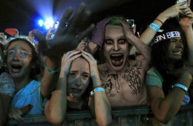 Coringa no show do mc guime - meme