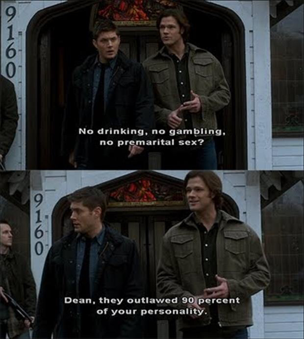 Supernatural  - meme