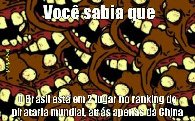 Brasil... - meme