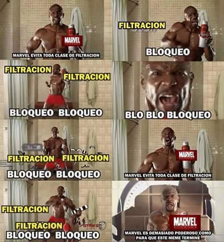 Bloqueo!!!!!!! - meme