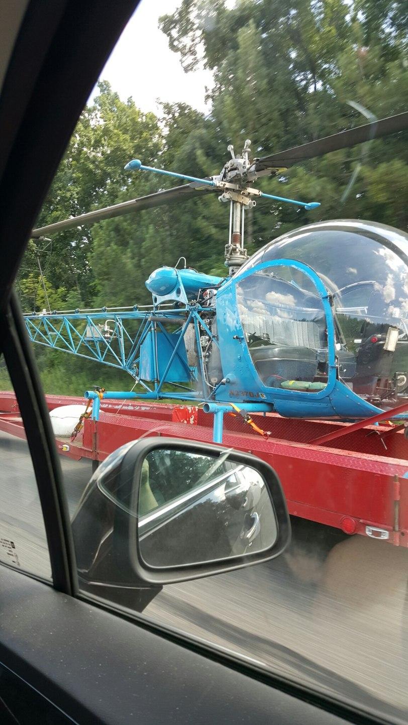 Things ya see on the highway - meme