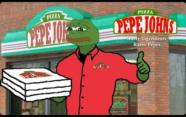 Pepe Johns - meme