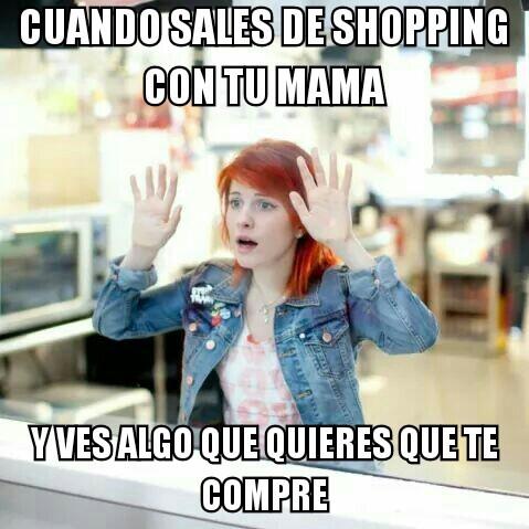 Mami yo quiero eso :c - meme